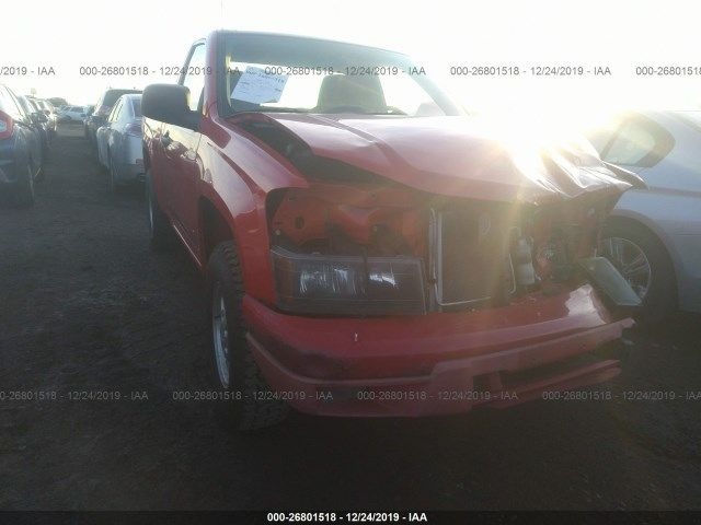 1GCCS148768209629-2006-chevrolet-colorado