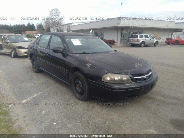 2G1WF52E539430513-2003-chevrolet-impala-0
