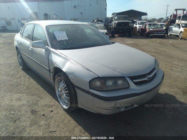2G1WF52E549345415-2004-chevrolet-impala-0