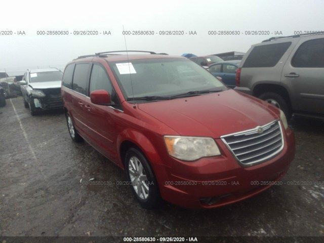 2A8HR54P98R142449-2008-chrysler-town-and-country