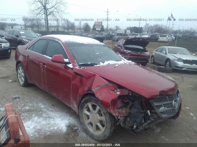 1G6DS57V590116854-2009-cadillac-cts