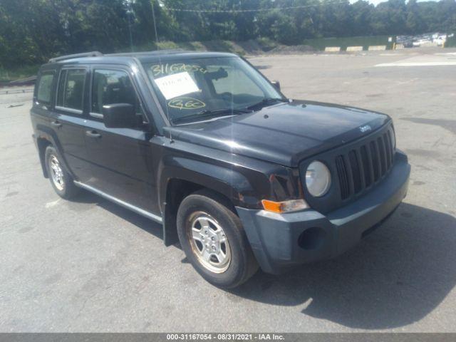 1J4FT28B19D167874-2009-jeep-patriot