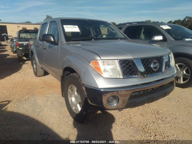 1N6AD07W26C440633-2006-nissan-frontier