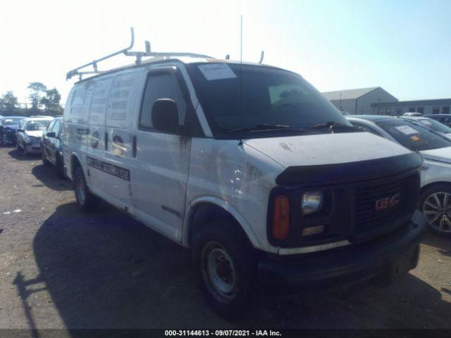 1GTGG25R411208827-2001-gmc-savana-cargo-van